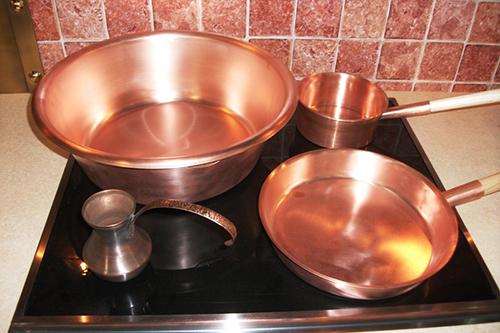 Посуда в домашних условиях 57